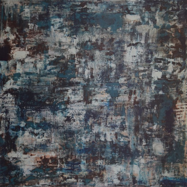 """Pacific Chop 36""""x36"""" SOLD"""