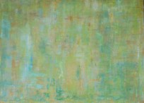 """Green Peace 30""""x40"""" SOLD"""