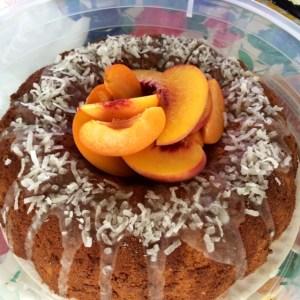 cardamom coconut cake