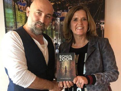 Sarah Gezien - Presentatie Boek Bonuszoon
