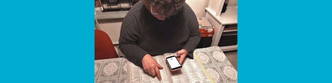 Sarah Gezien - Digitale dementie