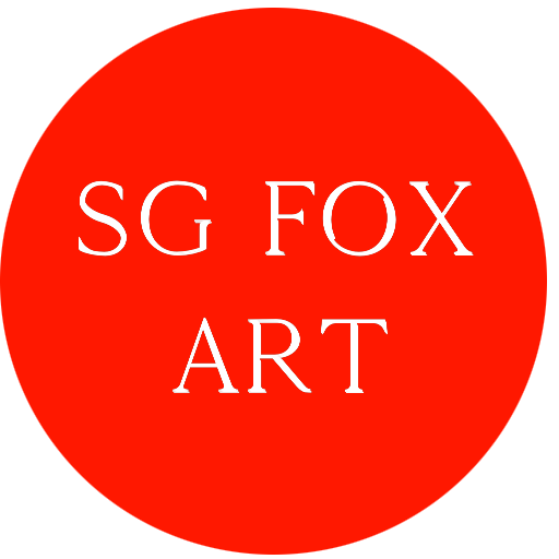Sarah Gilbert Fox fine art contemporary abstract expressionism figurative markmaking