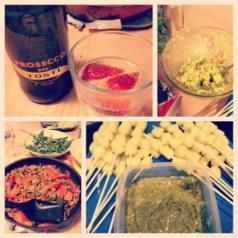 Valentine's Dinner!