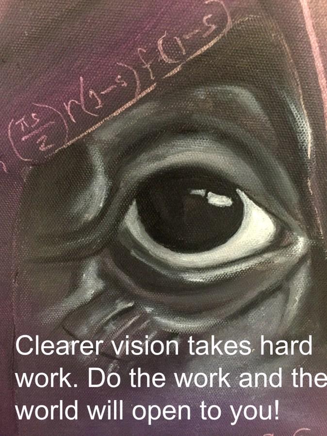 Sarah Hale Folger.clearer vision