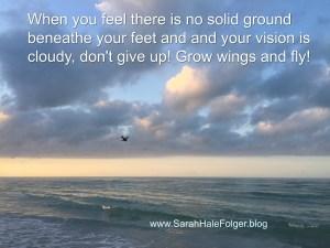 sarah hale folger grow wings - Sarah Hale Folger.grow wings