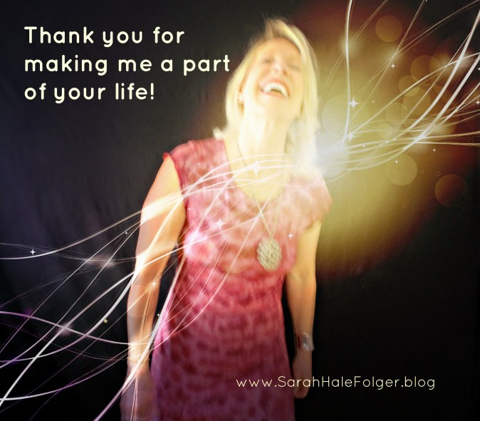 sarah hale folger thank you - Practicing Gratitude in the Face of Death