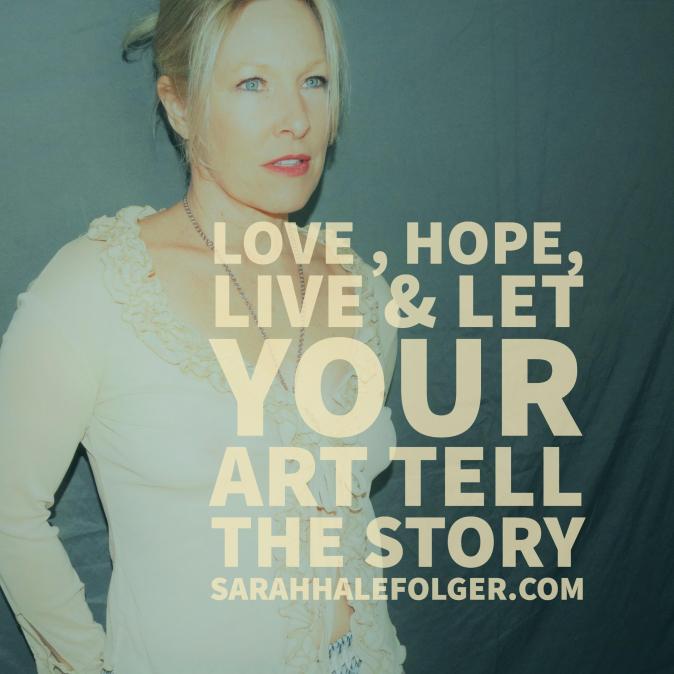 Sarah Hale Folger Insta5