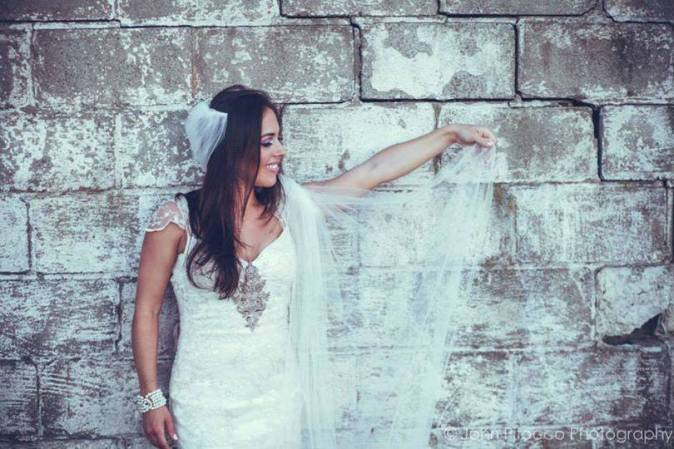 Katrina wedding gown - My Guest writer, Katrina my daughter, on turning 30!