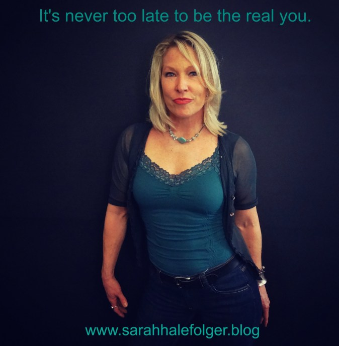Sarah Hale Folger. Never too late - Cherish Your Dreams!