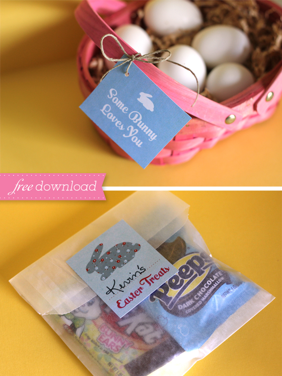 Free printable easter gift tags and stickers sarah hearts with easter just around the corner todays wedding post has been replaced with a free easter printable i made some cute tags that can printed on cardstock negle Gallery