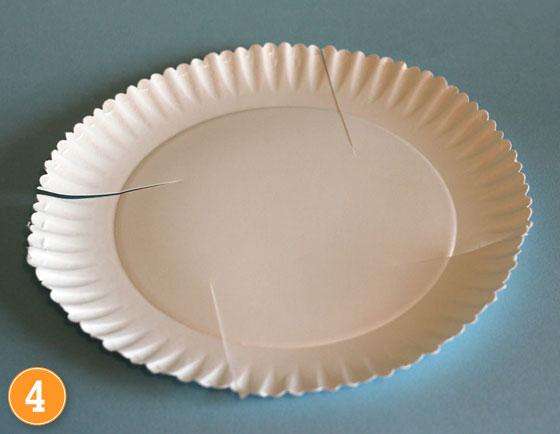 4. & DIY Paper Plate Basket Tutorial - Sarah Hearts