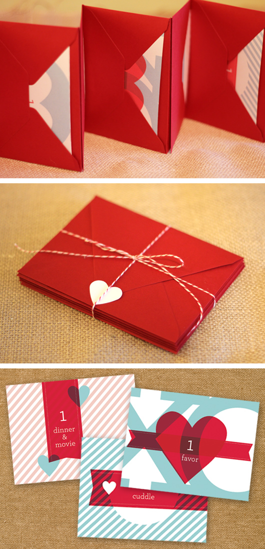 valentine's day free printable love coupons