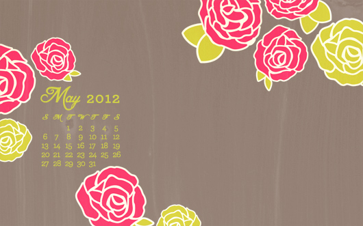 may 2012 calendar wallpaper