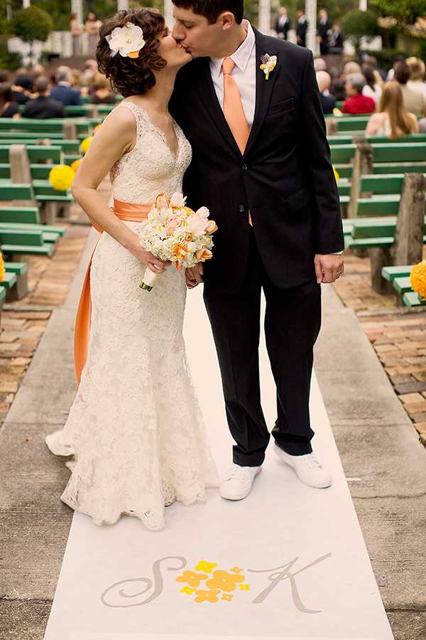 Kevin and Sarah Khandjian