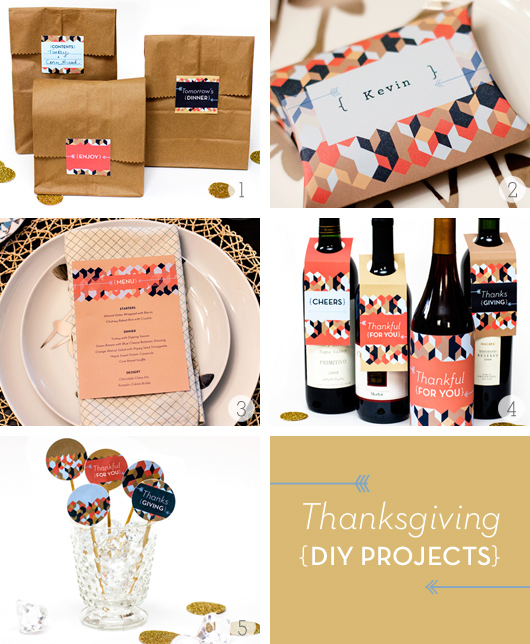 thanksgiving diy projects crafts and decorations