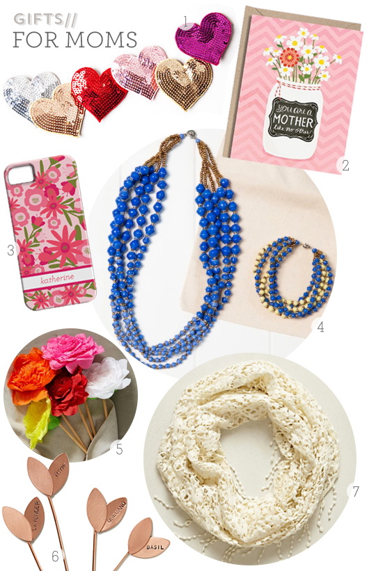 Mother's Day Gift Guide   Sarah Hearts