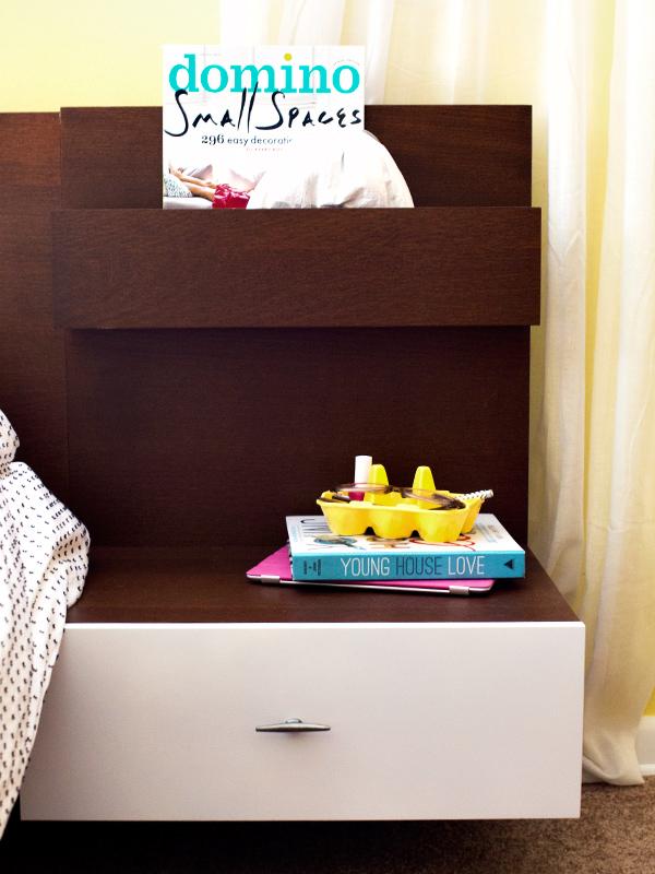 Diy mid century modern ikea malm bedside table sarah hearts diy mid century modern ikea malm bedside table watchthetrailerfo