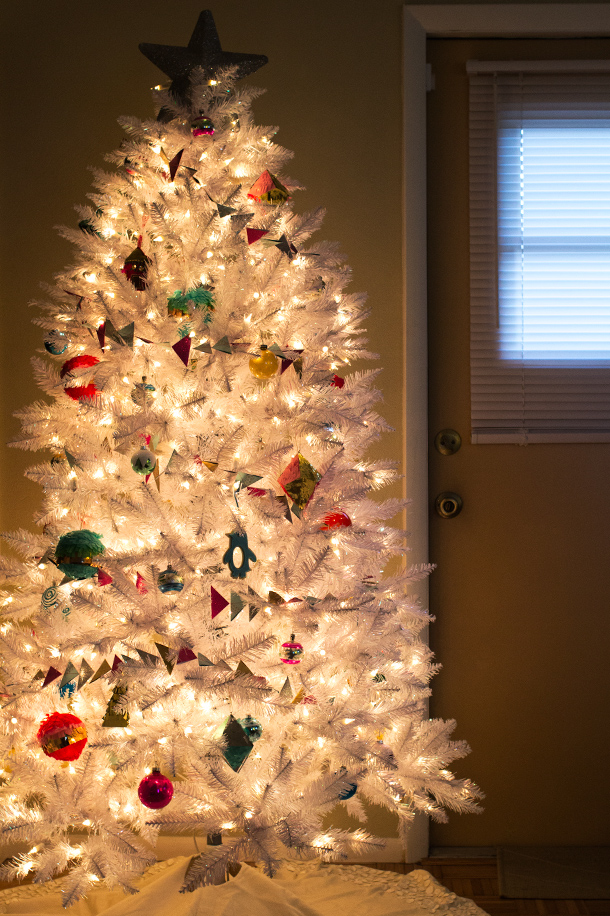 Automating Christmas Tree Lights