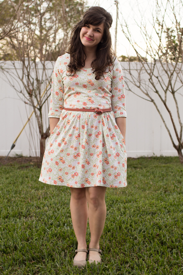 The Out and About Dress
