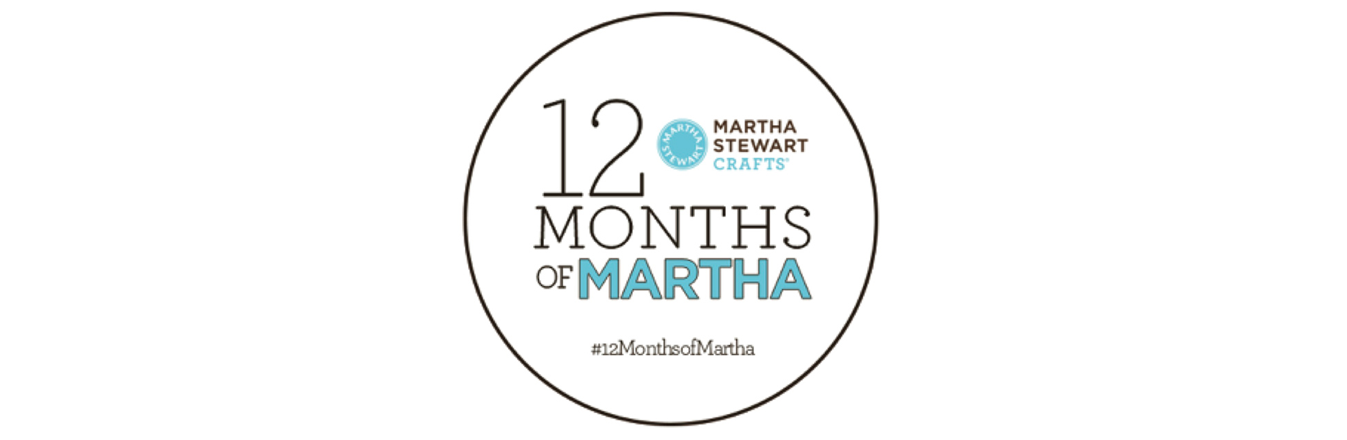 I'm part of the #12MonthsofMartha team! Follow along to see how I use Martha Stewart supplies to make one-of-a-kind DIY projects.