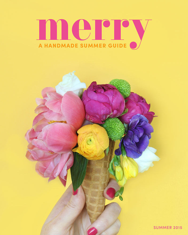 Loving this online lifestyle DIY mag. It's chock full of great summer project ideas!