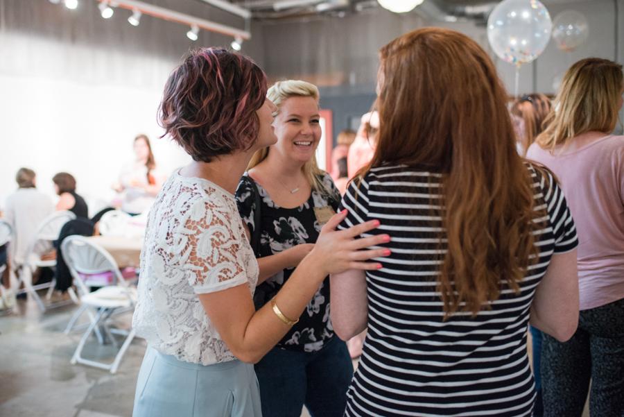 Join blogger Sarah Hearts at Meet and Make! #meetandmake