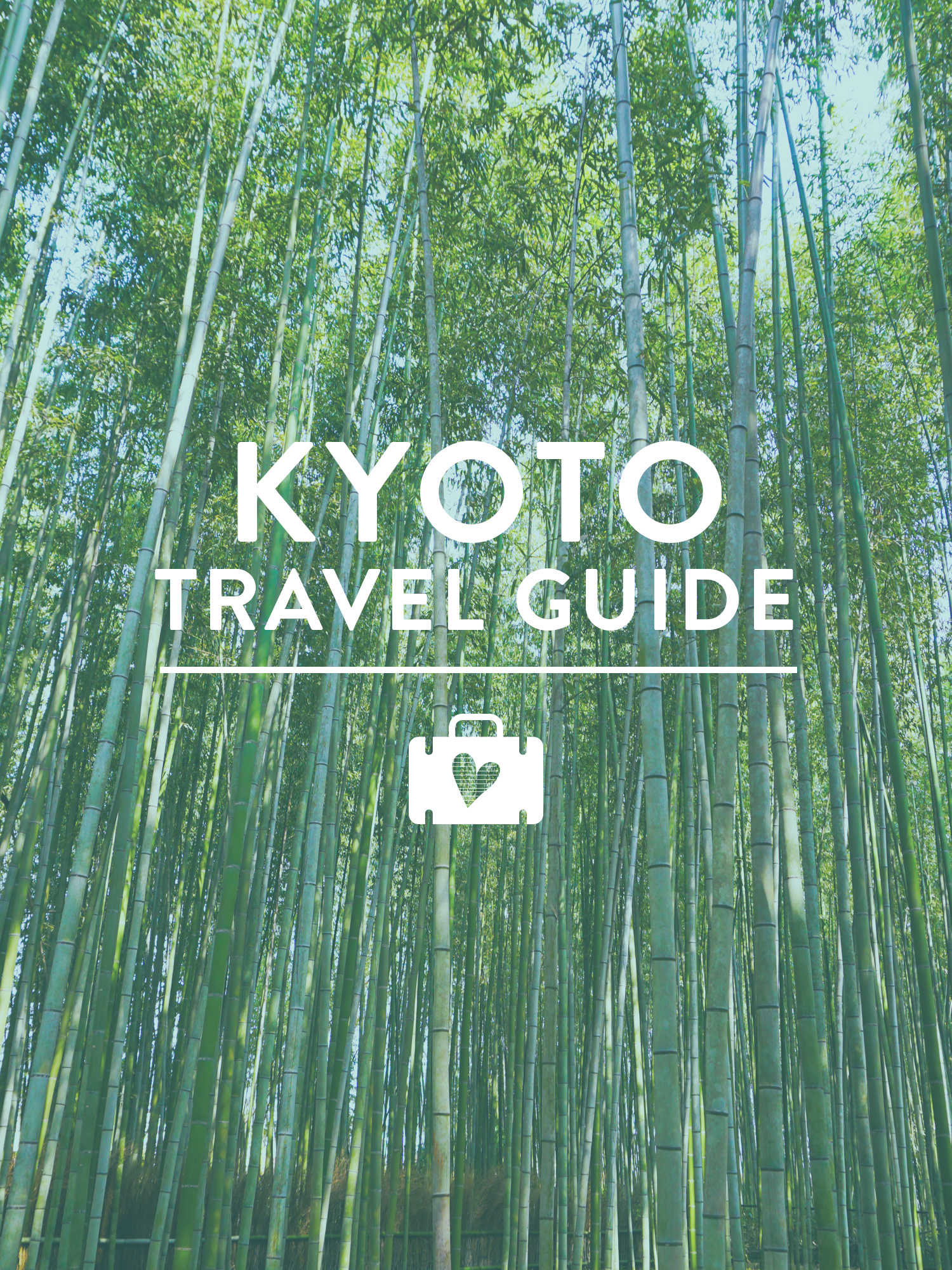 Blogger Sarah Hearts shares all the must see places in Kyoto, Japan in this awesome travel guide!