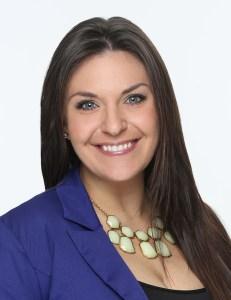 Sarah Heck realtor headshot