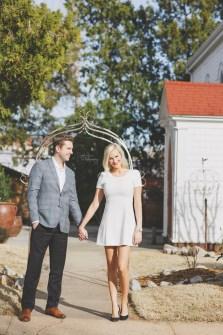 Oklahoma City Engagement Portraits