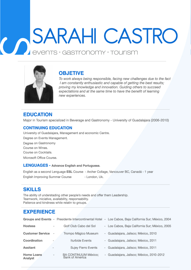 pin cv resume english on pinterest