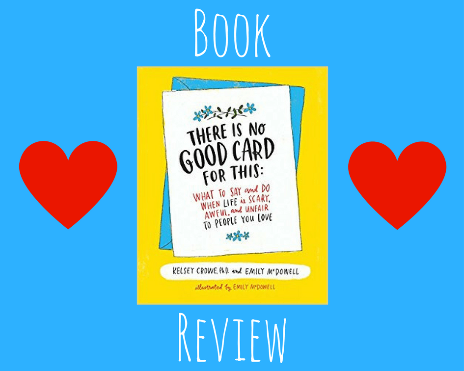 Book Review: There Is No Good Card For This
