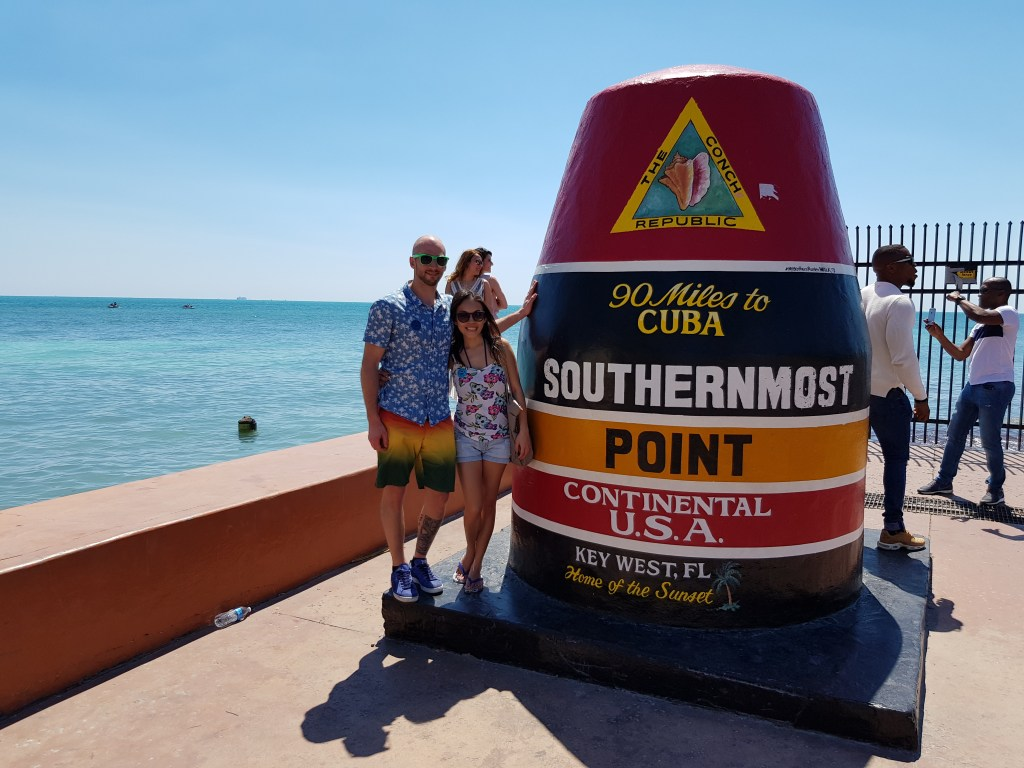 Southernmost Point of Continental USA