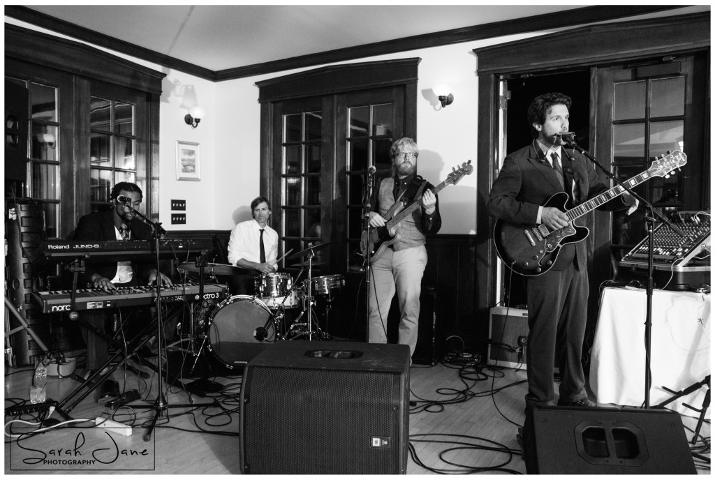 Image of Jason Spooner Band