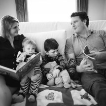 Slice of Life Family Portrait Photography