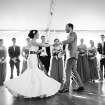 Maine Tented wedding Photographer