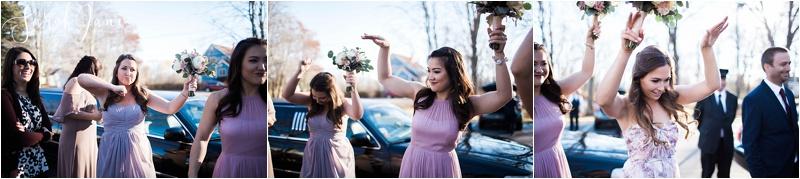 Bridesmaids Maine Wedding Photographer