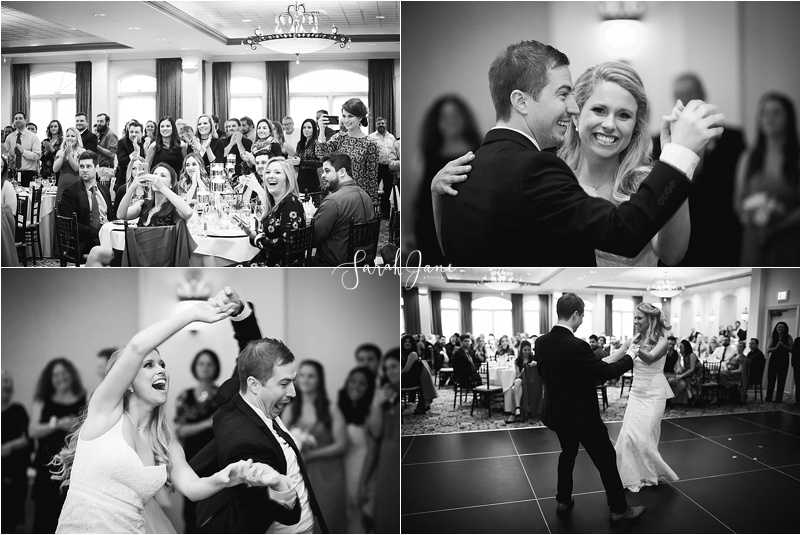 Sarah Jane Photography | York Maine Wedding at Union Bluff | First Dance