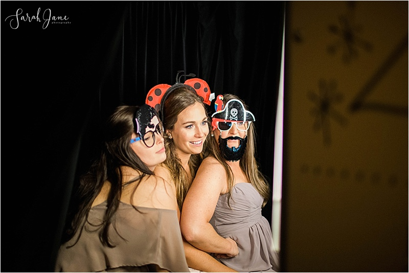 Parrott's Photo booth Company | Maine Wedding Photographer | Sarah Jane Photography