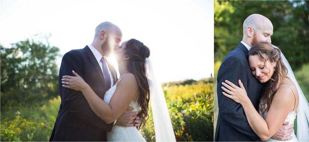 sunset kisses at gisland farm falmouth maine Audubon center