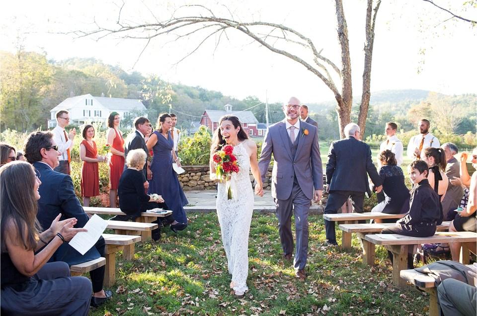 Liz + Kevin's Stonewall Farm Wedding   New Hampshire Wedding Photographer