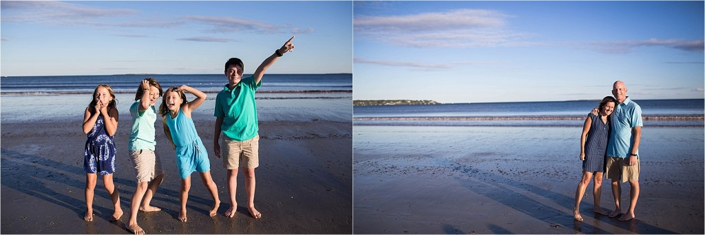 OOB Maine Old Orchard Beach Maine Family Photographer