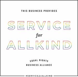 Service for All Kind, Gay Wedding Vendor