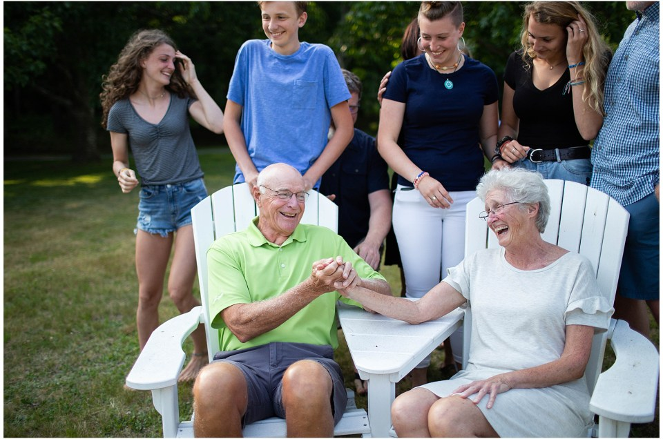 The G Family | Testimonial