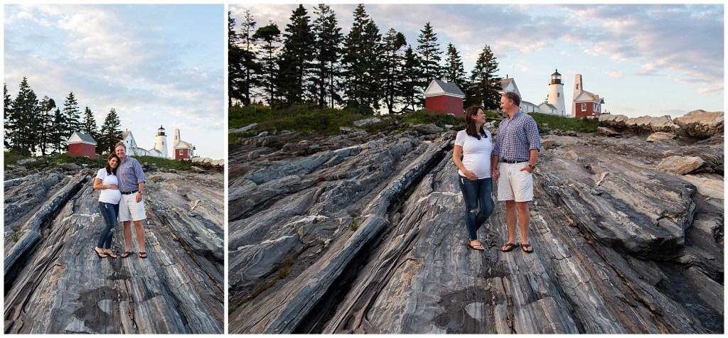 Pemaquid Point Maternity photo
