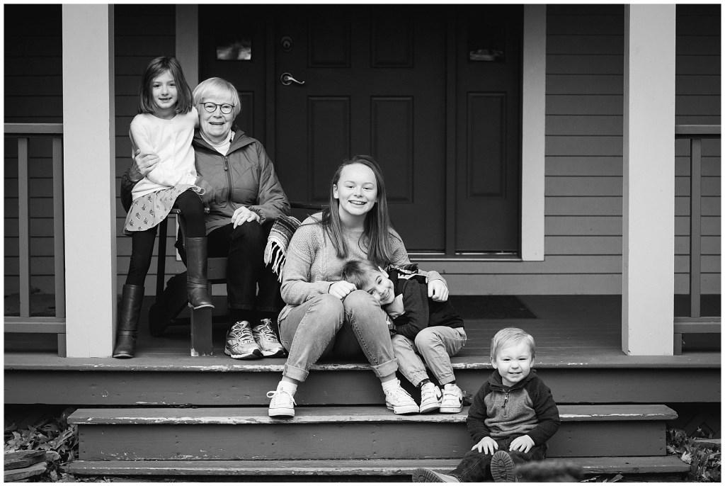 Falmouth Family Photo