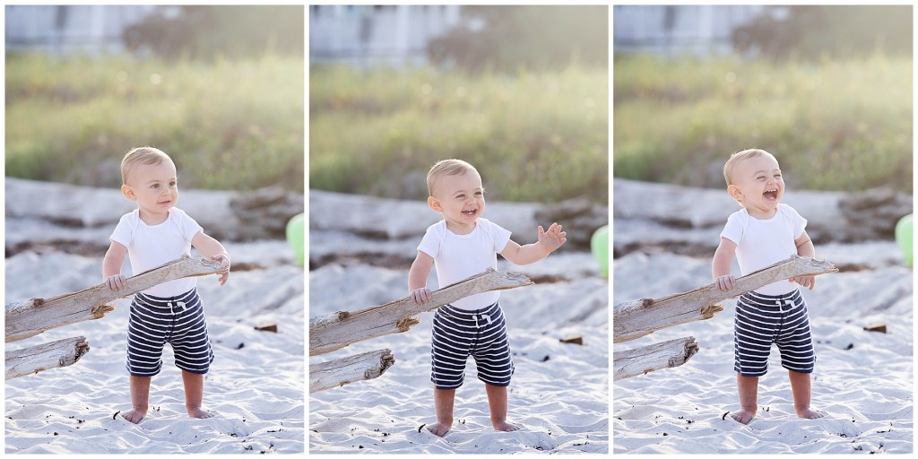 Baby's First Maine Vacation | Sarah Jane Photography