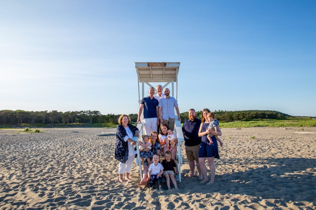 Popham Beach Family Portrait Session Testimonial | Sarah Jane Photography
