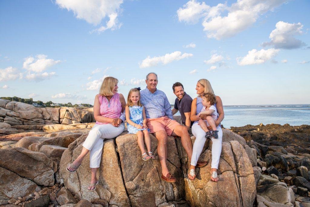 Kennebunkport Family Session at home | testimonial | Sarah Jane Photography