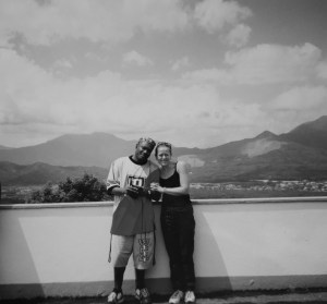 Horace Andy and Sarah Jay - Mt Fuji