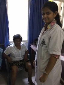 Sri Lanka Acu college treatment